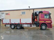 Camión caja abierta Mercedes 2646 6x2 PALFINGER PK 29002