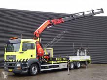 MAN TGA 28.310 truck used flatbed