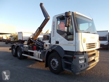 Iveco skip truck Stralis AD260S35Y/PS