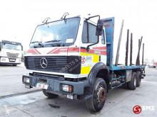 Camião Mercedes 2629 estrado / caixa aberta usado
