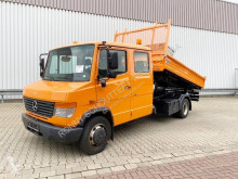 Mercedes Vario 816 D 4x2 Doka 816 D 4x2 Doka, 2x AHK truck used three-way side tipper