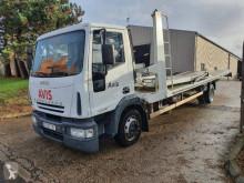 Camion Iveco Eurocargo 180 E 12 pentru transport autovehicule second-hand