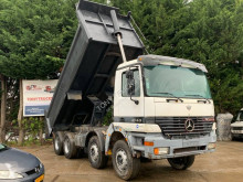 Camion benne Enrochement Mercedes Actros 4140