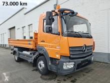 Camion Mercedes Atego 3 818 K / 4x2 818 K Meiller 3-Seitenkipper, AHK platformă second-hand