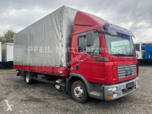 Camion cu prelata si obloane MAN TGL 8.180 BL- Plane und Spriegel- LBW- Automatik