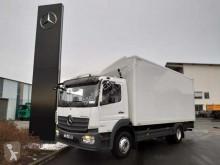 Camión Mercedes Atego 1524 L 4x2 Koffer+LBW Klima Standh. HPEB furgón usado