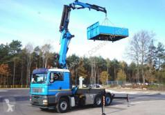 Ciężarówka platforma MAN 26.480 PALFINGER PK 44002 WINDE FLY JIB FUNK
