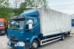Renault MIDLUM 270-12L mit LBW truck used tarp