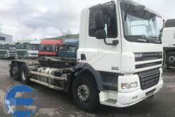 DAF skip truck CF85.410 6x2