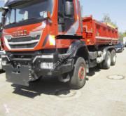 Iveco Trakker 450 truck used tipper