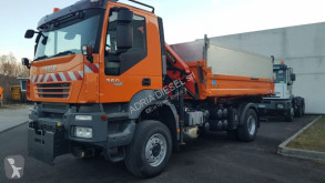 Iveco Trakker 360 truck used tipper