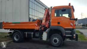 Camion MAN TGA 18.310 ribaltabile usato