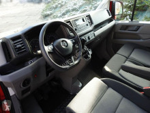 Camion Volkswagen CRAFTERSKRZYNIA PLANDEKA 10 PALET WEBASTO KLIMATYZACJA TEMPOMAT savoyarde occasion
