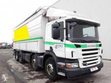 Camião Scania P 400 cisterna alimentar usado