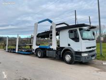 Ciężarówka do transportu samochodów Renault Premium 420