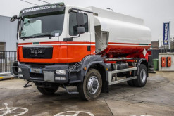 MAN chemical tanker truck TGM 18.340