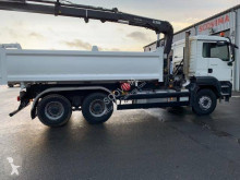 MAN two-way side tipper truck TGS 26.360
