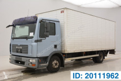 MAN TGL 10.240 truck used box
