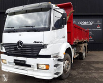 Mercedes Atego 2533 truck used construction dump
