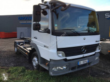 Mercedes hook lift truck Atego 1024