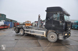 Iveco hook arm system truck Magirus