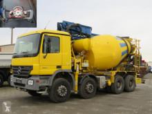 Camion Mercedes Actros 3241 B 8x4 Pumi Pumi 24m 1783h Deutsch pompe à béton occasion
