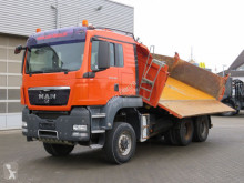 Camion benne MAN 26.480 TG-S 6x6 BL 3-Achs Allradkipper Bordmatik li.