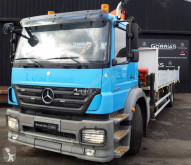 Mercedes Axor 1829 truck used dropside