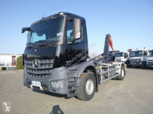 Mercedes Arocs 1842 truck used hook arm system