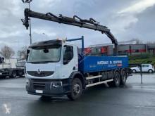 Renault Lander 380 DXi truck used standard flatbed