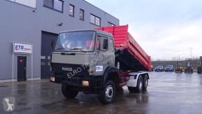 Camião Iveco Magirus basculante usado