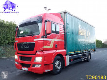 Camion MAN TGX rideaux coulissants (plsc) occasion