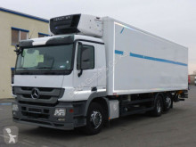 Mercedes Actros 2541*Euro 5*Retarder*Carrier Supra 950* truck used refrigerated