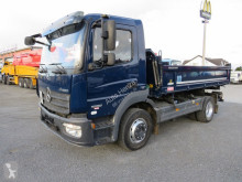 Mercedes three-way side tipper truck Atego 1530 K 2-Achs Kipper Meiller