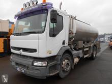 Renault Premium 340 truck used food tanker