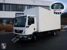 Camión furgón MAN TGL 12.220 4X2 BL E6 Koffer LBW Klima