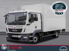 Camion MAN TGL 8.190 4X2 BL, AHK, Zusatzheizung, Klimaautomat furgone usato