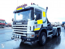Scania 124 360 truck used container