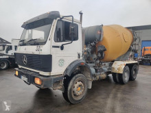 Mercedes 2426 truck used concrete mixer