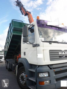 MAN TGA 26.360 truck used tipper