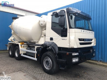 Iveco concrete mixer truck Trakker 360