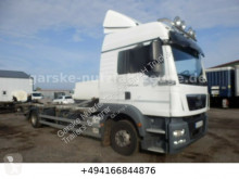MAN TGM TGM 12.290 LL LBW Unterfaltbar Fernfahrerhaus truck used chassis