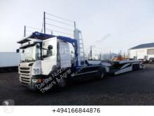 Camion porte voitures Scania P450LA4X2HLB Lohr EHR 300C3