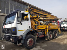 Mercedes 2629 truck used concrete pump truck
