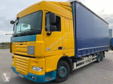 Camion DAF XF105 105.460 rideaux coulissants (plsc) occasion