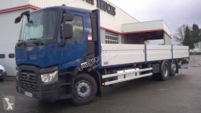 Renault Gamme T 380 P6X2 E6 truck used iron carrier flatbed