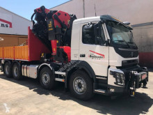 Volvo FMX 460 truck used flatbed