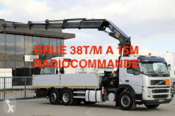 Volvo FM 440 truck used dropside