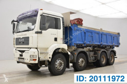 MAN TGA 35.350 truck used two-way side tipper