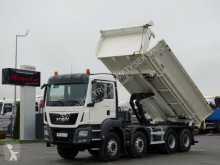 Camion benă MAN TGS 35.440 / 8X4/2 SIDED TIPPER/BORTMATIC/EURO 6